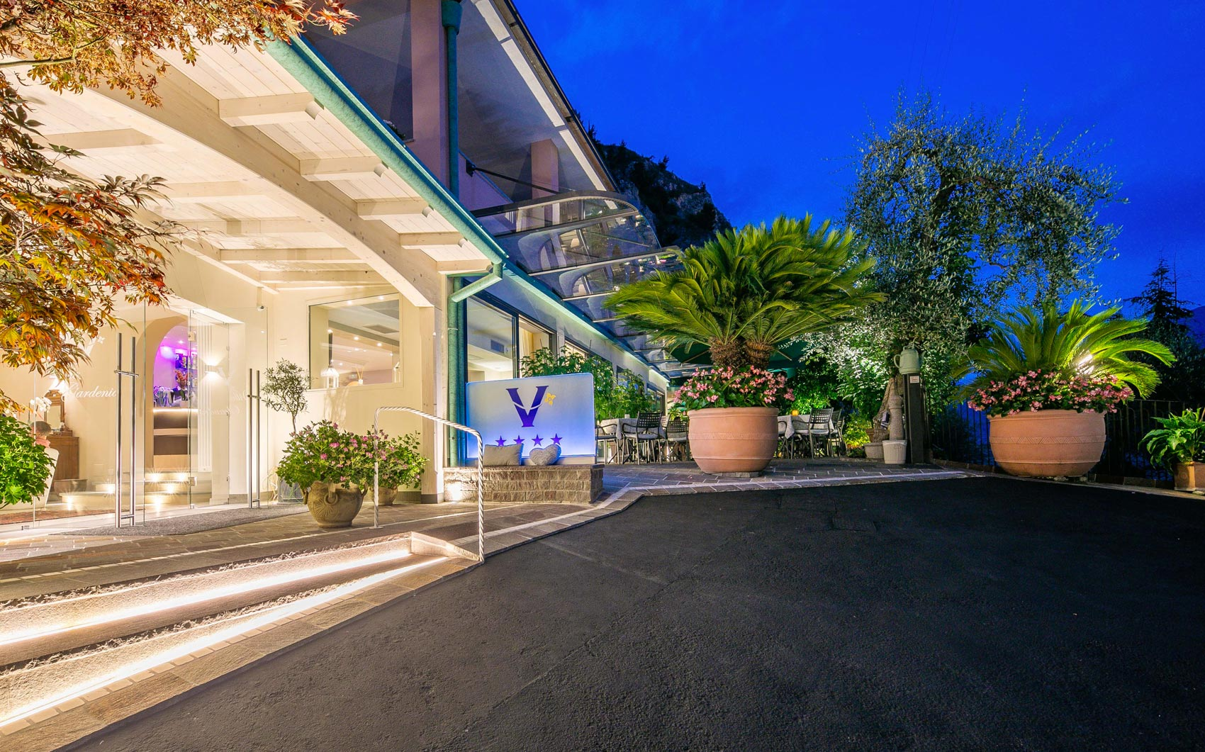 Hotel Villa gardenia am Gardasee