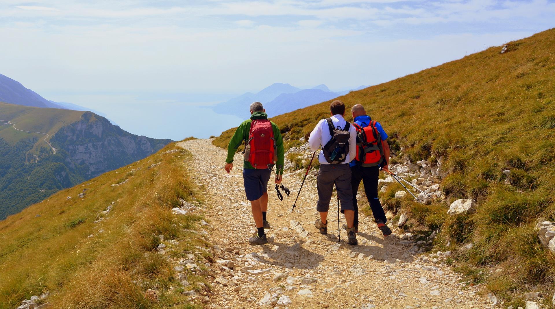 Wandern Ausflüge am Gardasee Urlaubspaket Relax hotel Limone sul Garda