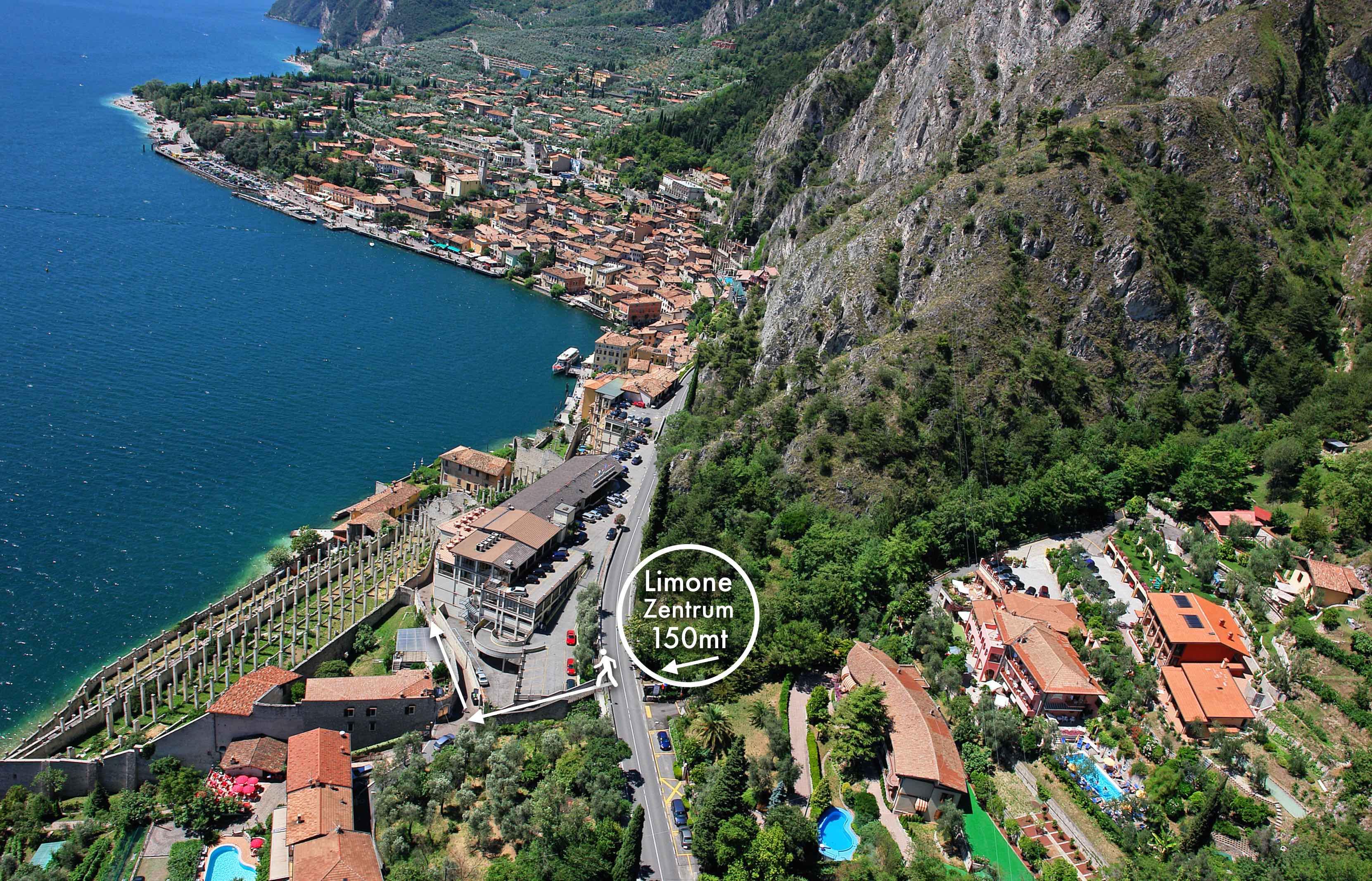 Karte Gardasee Limone Relax Hotels